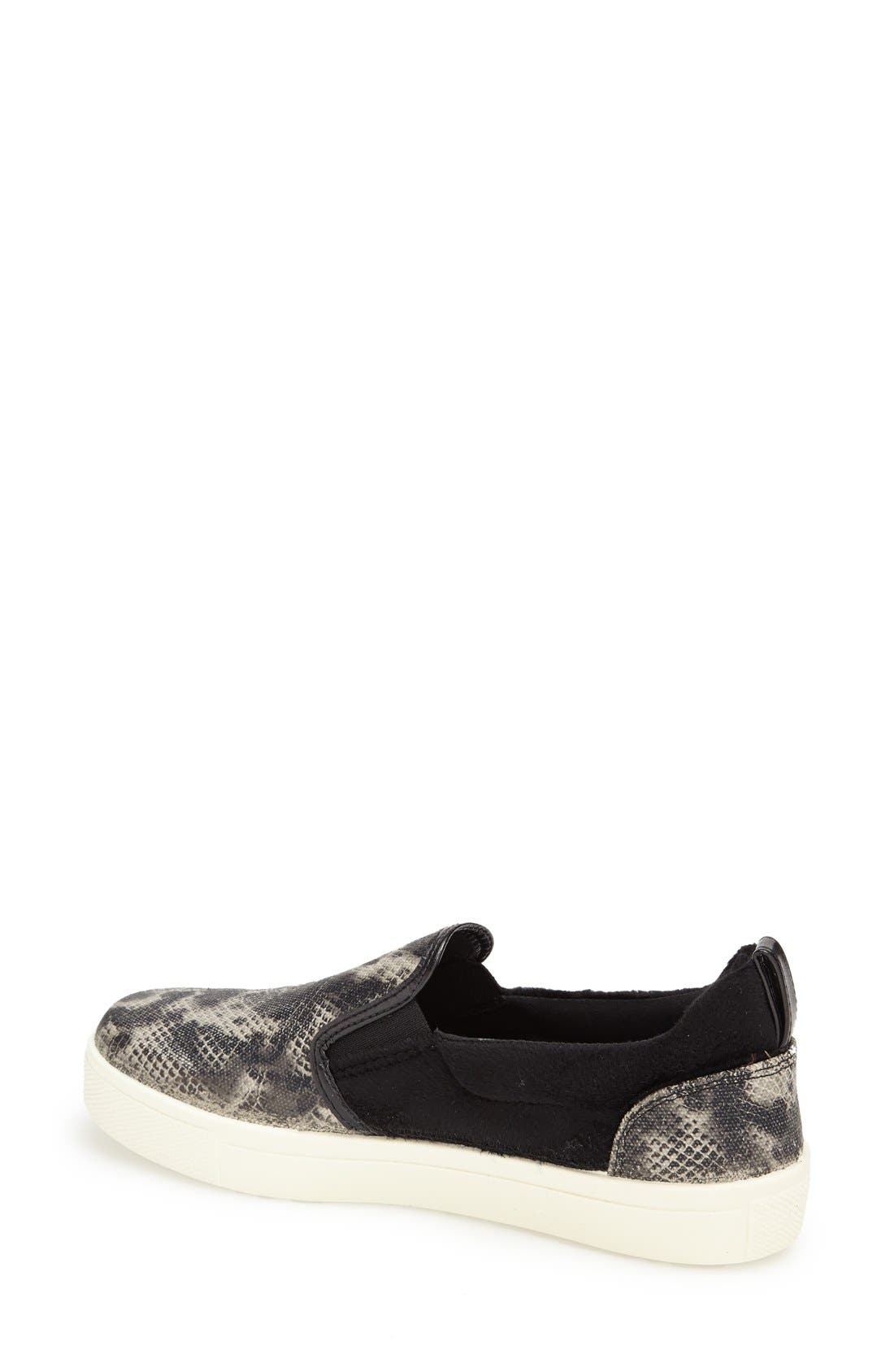 Alternate Image 2  - Topshop Print Slip-On (Women)