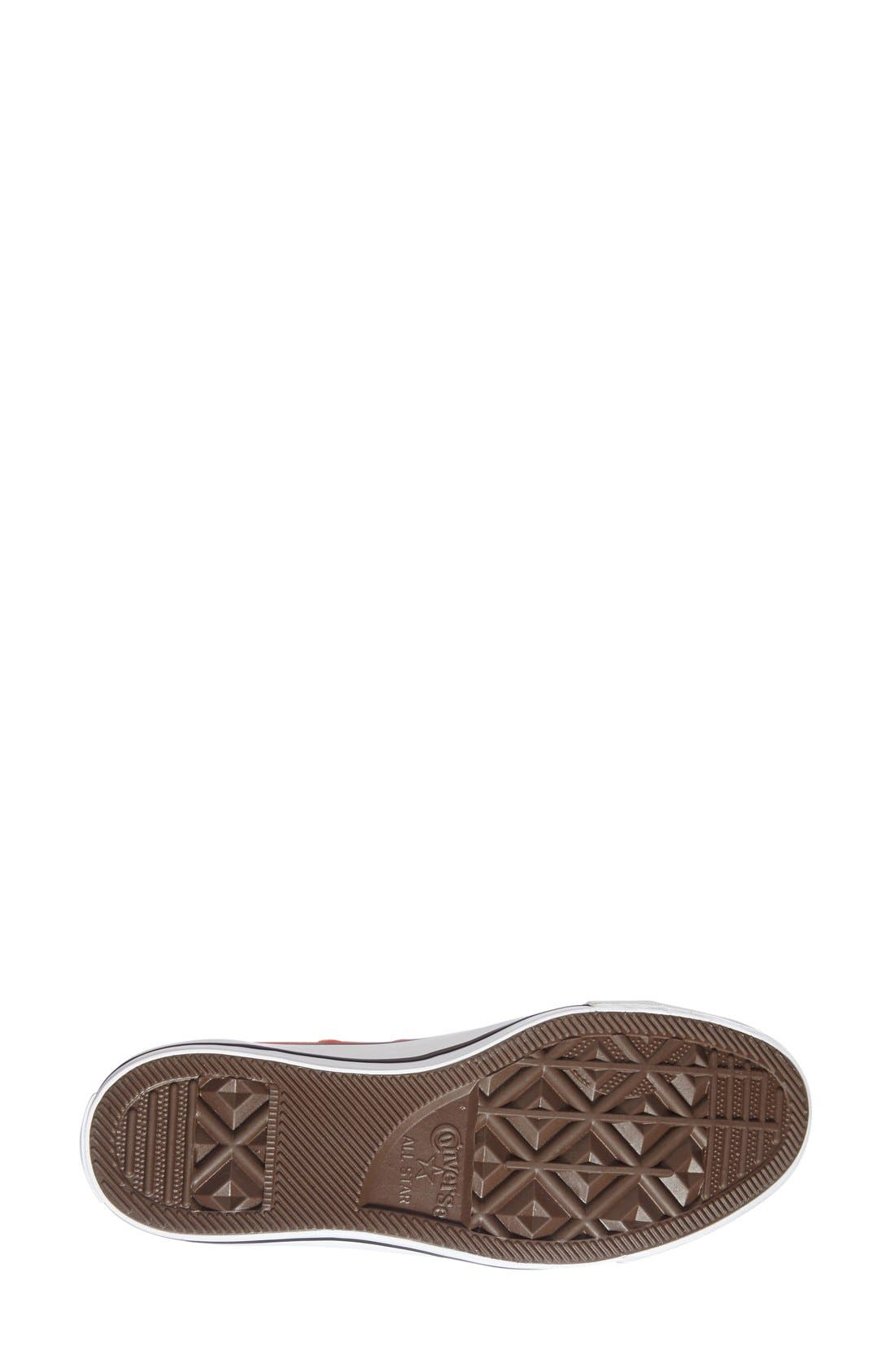 Alternate Image 4  - Converse Chuck Taylor® All Star® 'Seasonal Ox' Low Top Sneaker (Women)