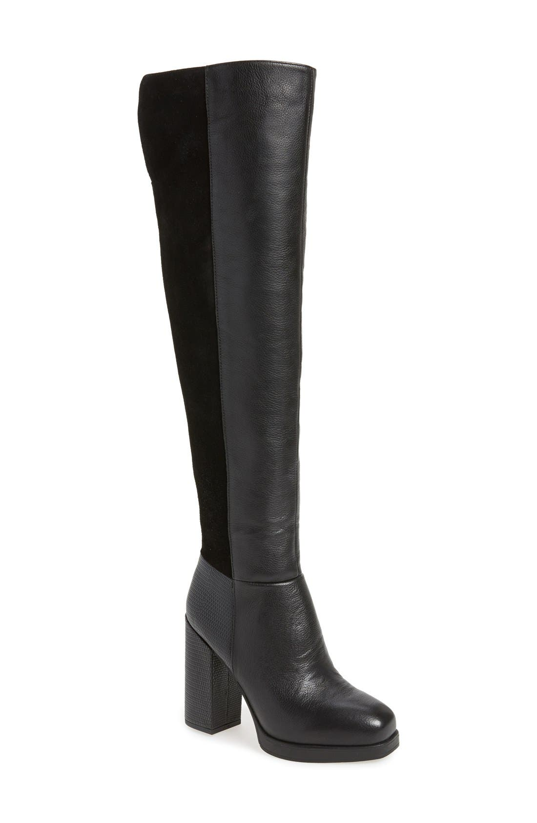 Alternate Image 1 Selected - Circus by Sam Edelman'Howell' Over the Knee Boot (Women)