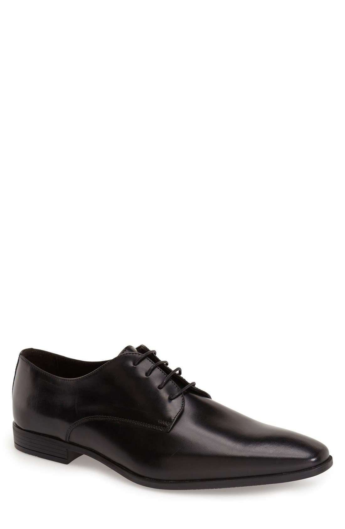 The Rail 'Akron' Plain Toe Derby (Men)