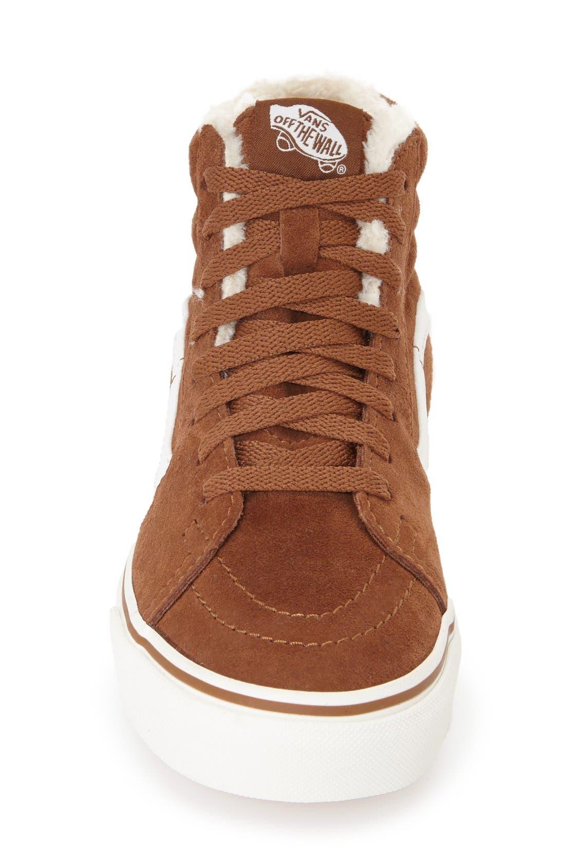 Alternate Image 3  - Vans 'Sk8-Hi' Sneaker (Women)