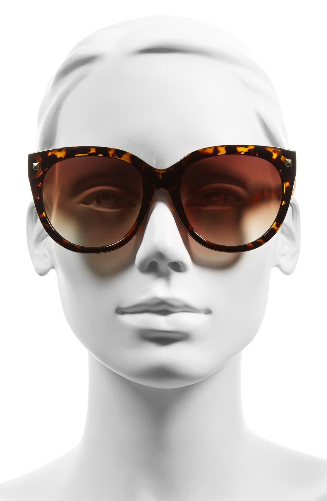 Alternate Image 2  - BP. 55mm Oversize Cat Eye Sunglasses