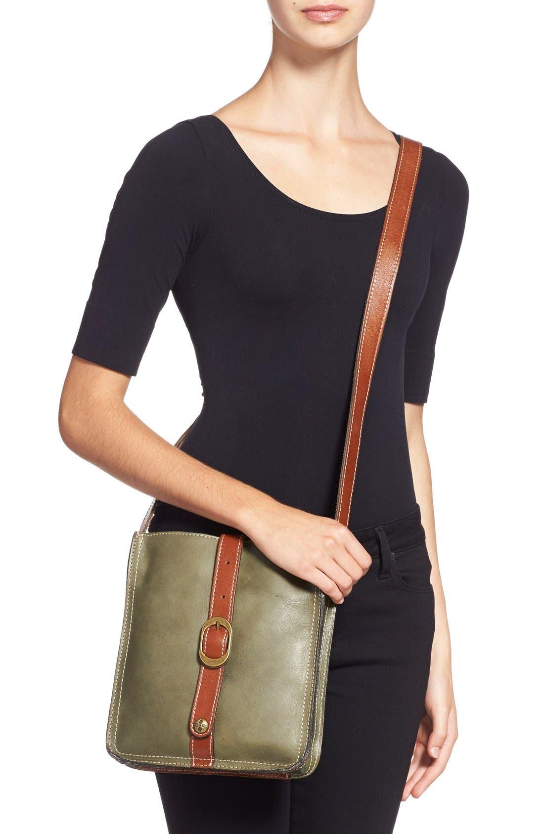Alternate Image 2  - Patricia Nash 'Venezia' Leather Pouch