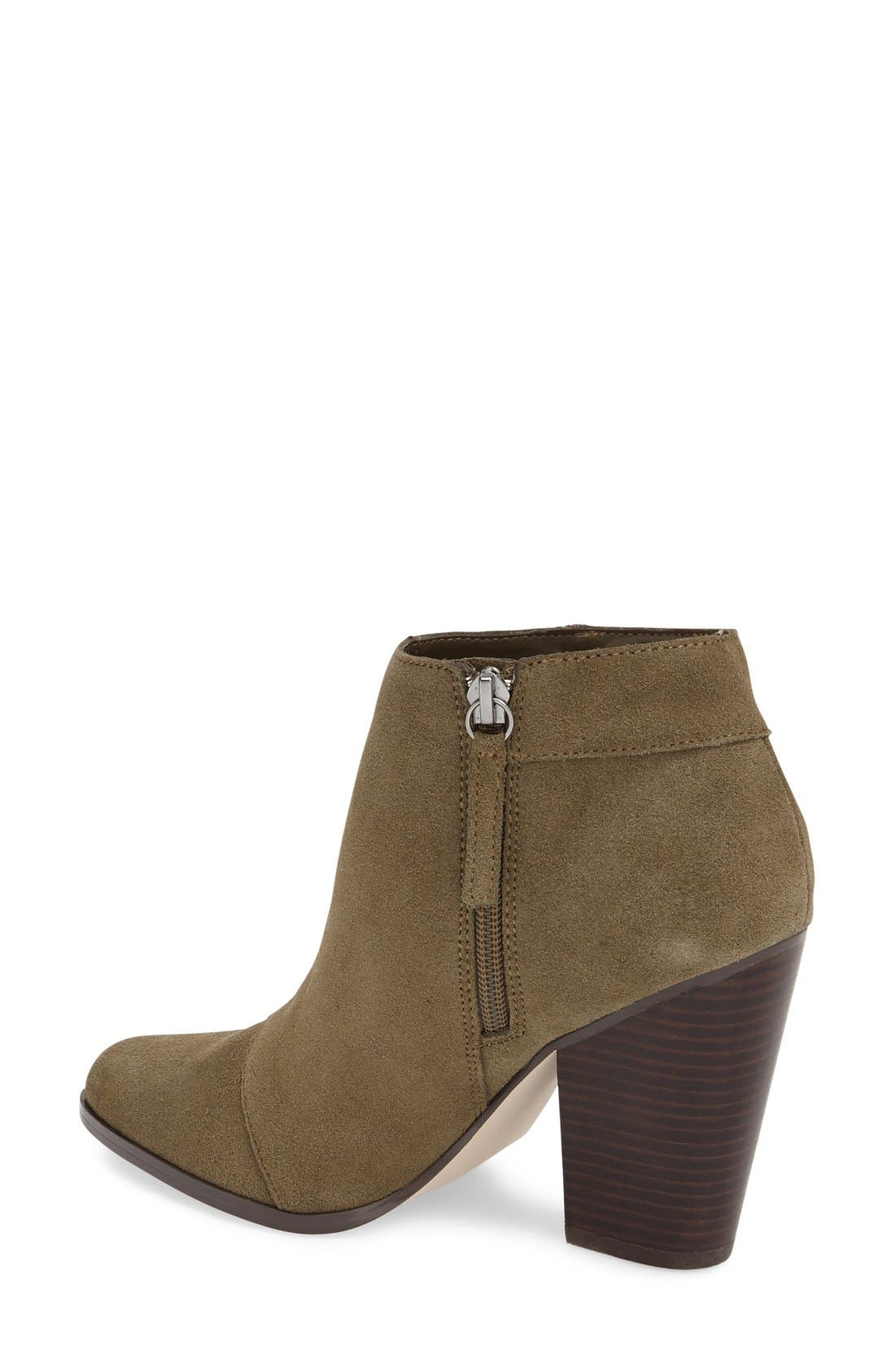 Alternate Image 2  - Sole Society 'Talisha' Tassel Bootie (Women)