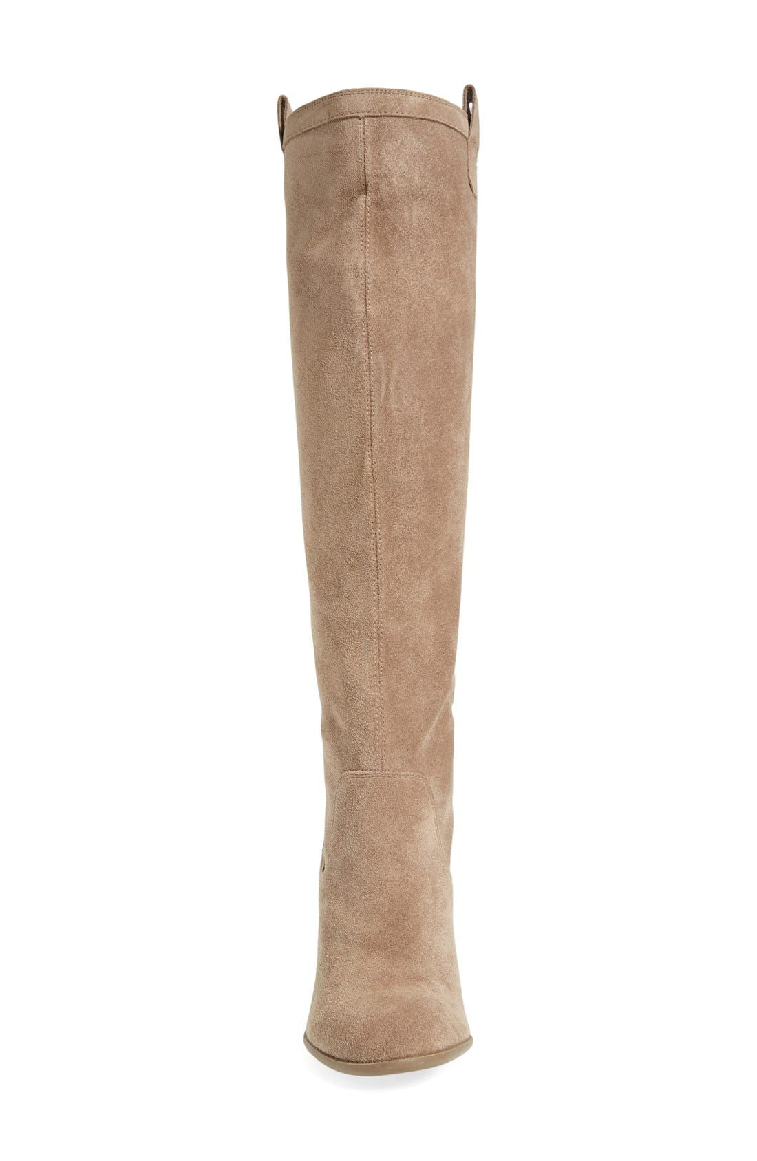 Alternate Image 3  - Sole Society 'Rumer' Slouchy Knee High Boot (Women)