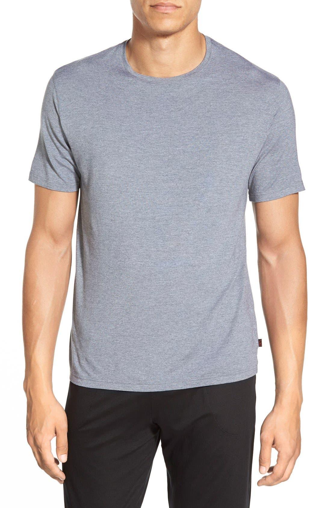 Main Image - Derek Rose 'Marlowe' Stretch Modal T-Shirt