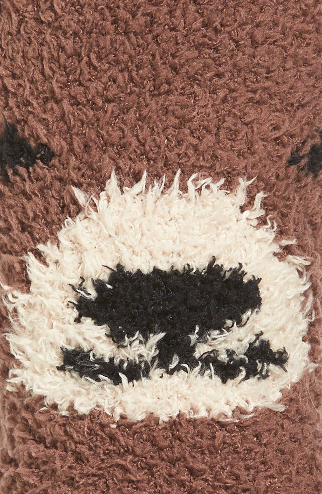 Alternate Image 4  - PJ Salvage 'Cozy Plush Bear' Socks