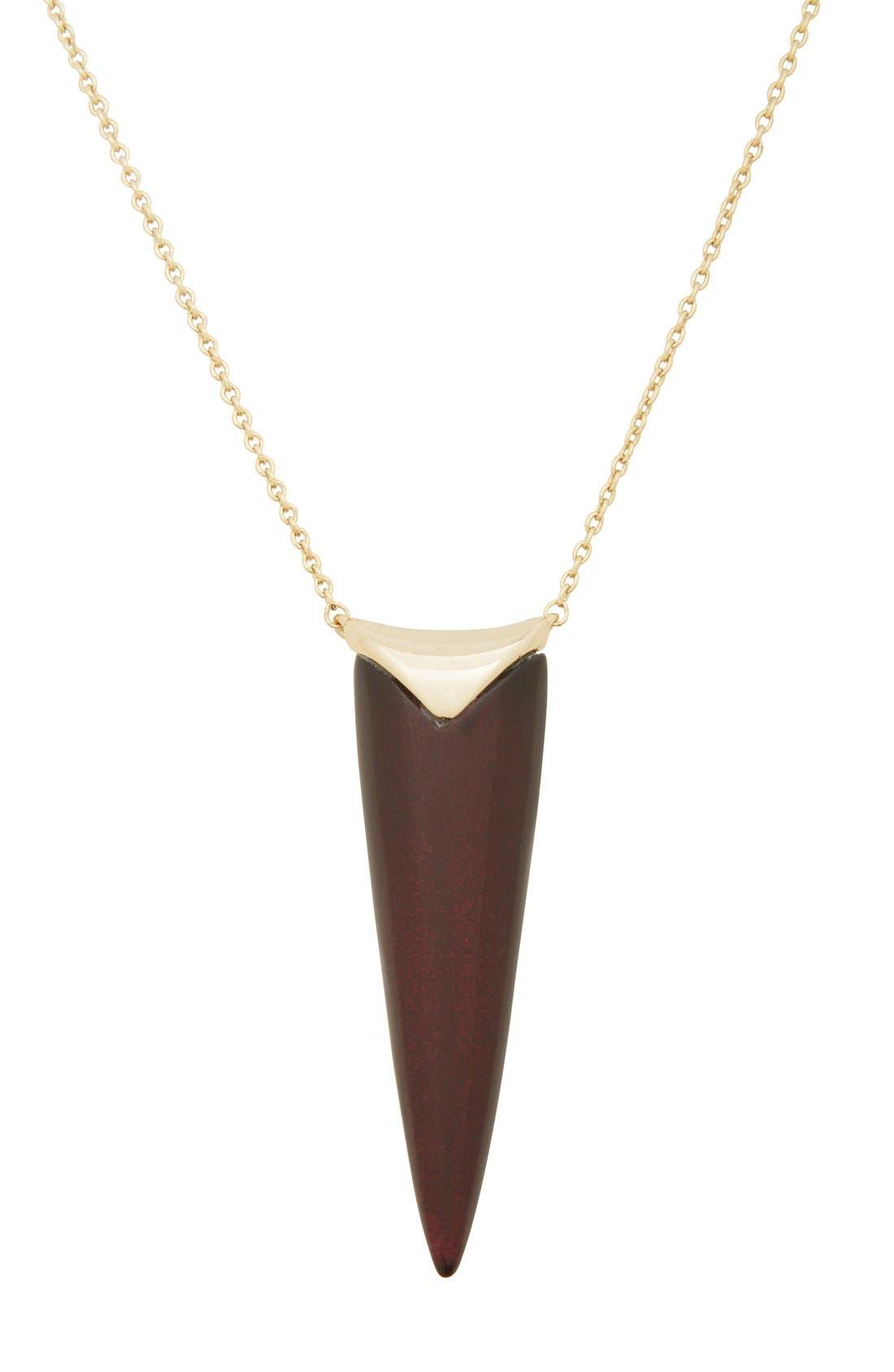 Alternate Image 2  - Alexis Bittar 'Lucite®' Pendant Necklace