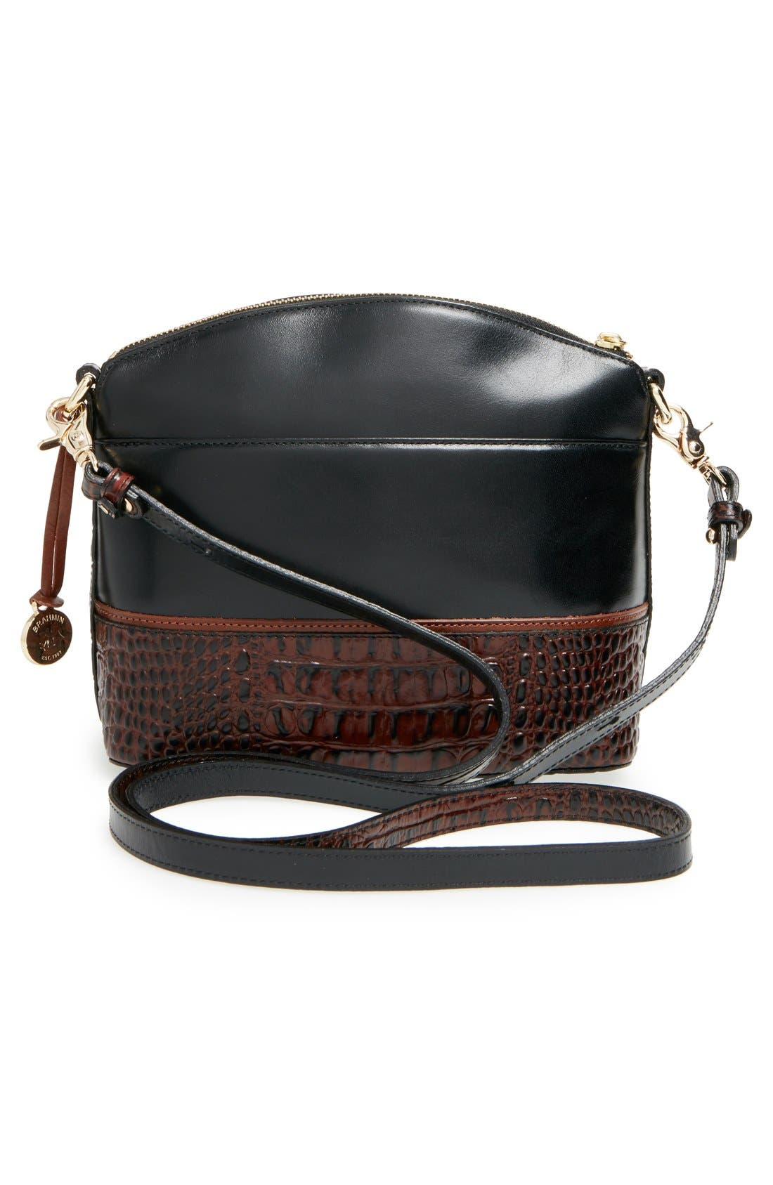 Alternate Image 3  - Brahmin 'Mini Duxbury' Crossbody Bag