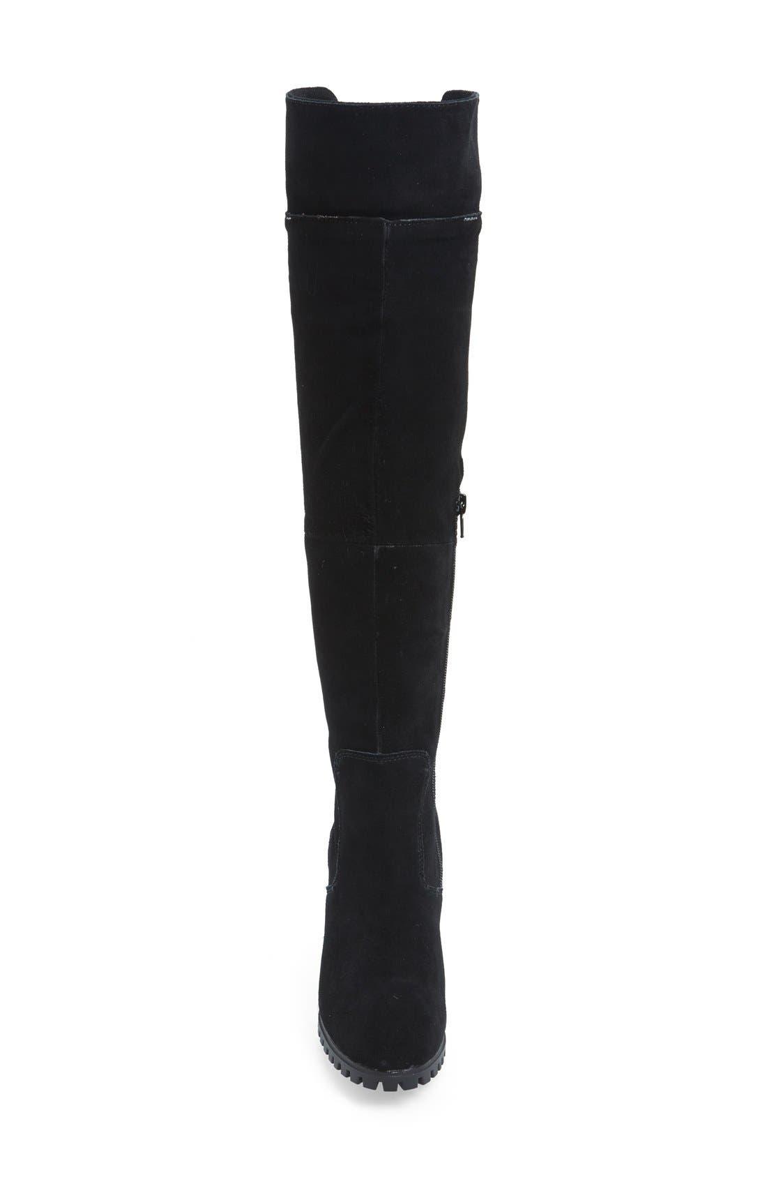 Alternate Image 3  - Steve Madden 'Willful' Tall Wedge Boot (Women)
