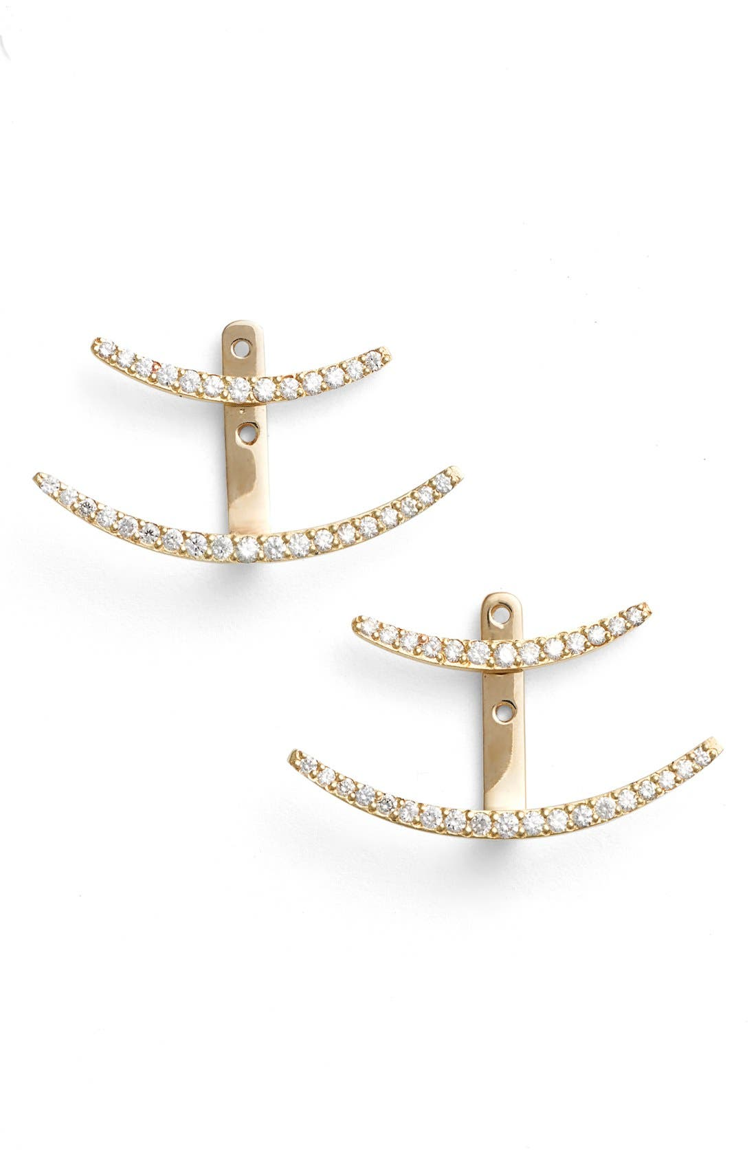 LANA JEWELRY 'Fusion' Ear Cuffs