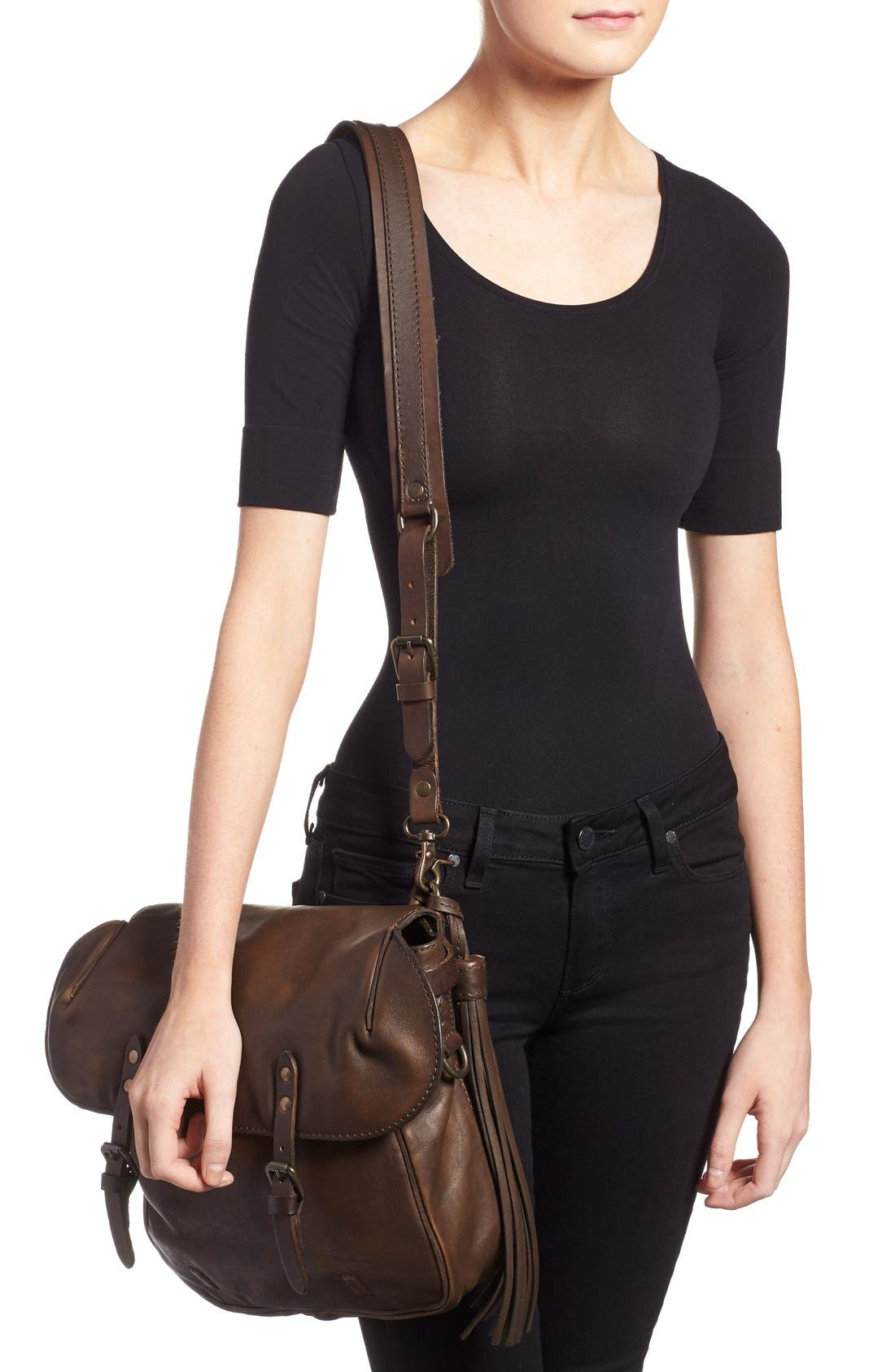 Alternate Image 2  - Frye 'Veronica' Crossbody Bag