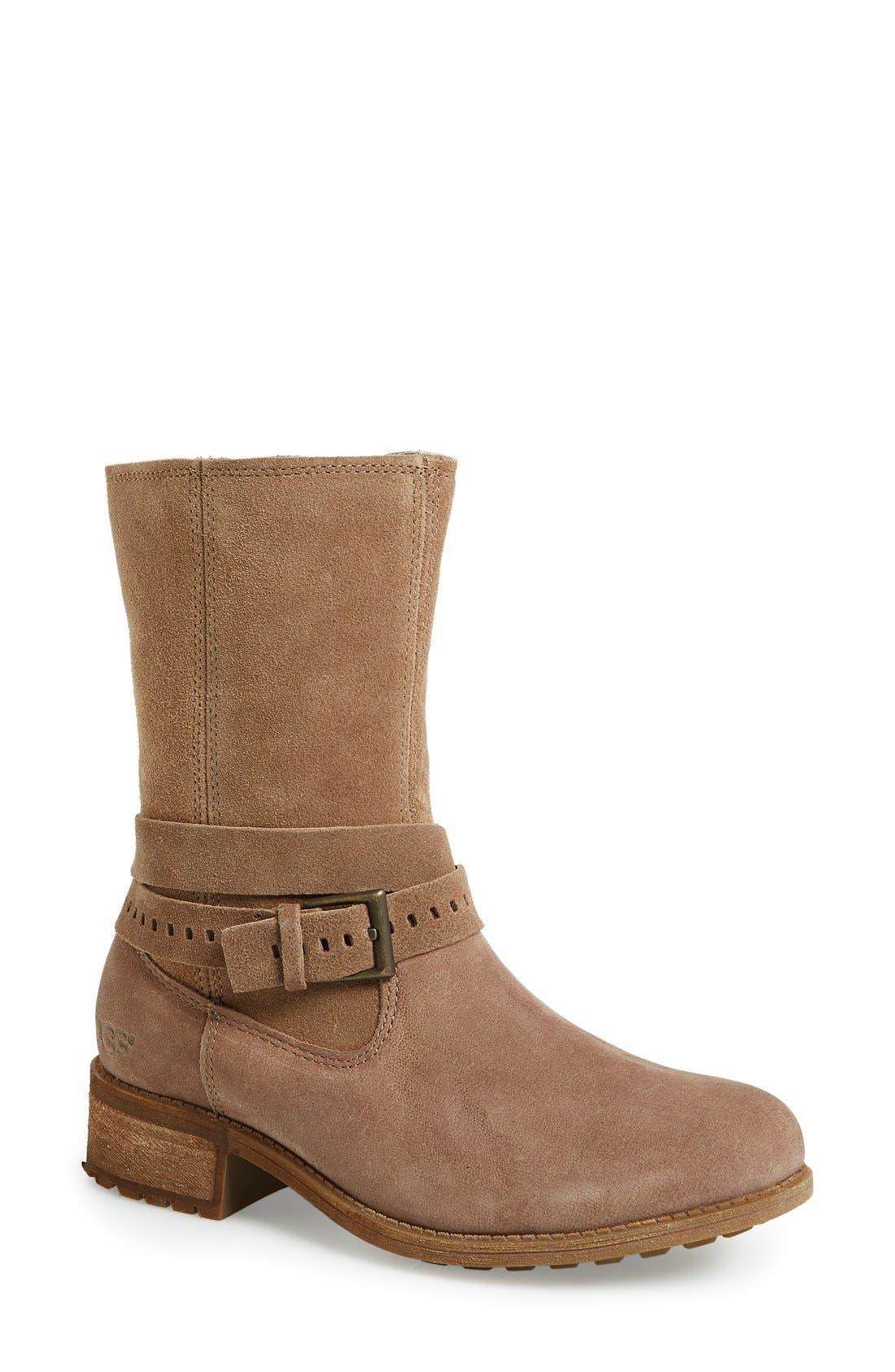 Alternate Image 1 Selected - UGG® Australia 'Kiings' Water Resistant Boot (Women)