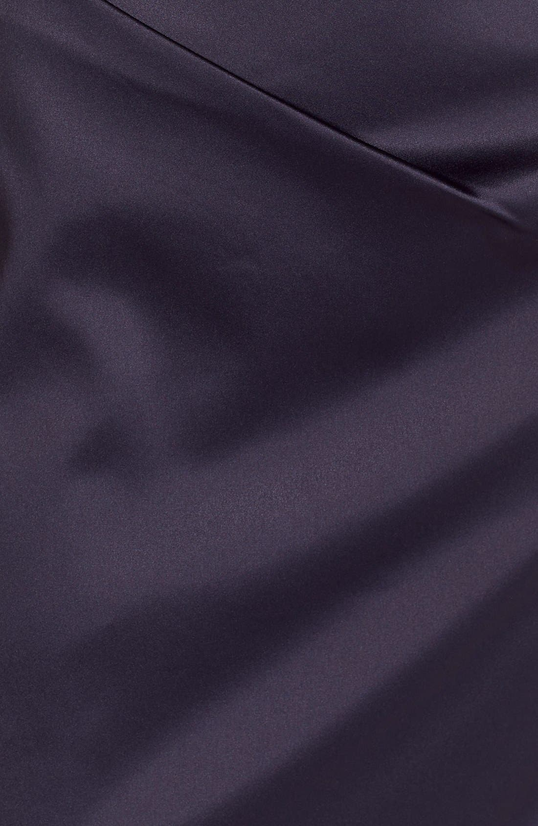 Alternate Image 5  - Eliza J Embellished Neck Sheath Dress