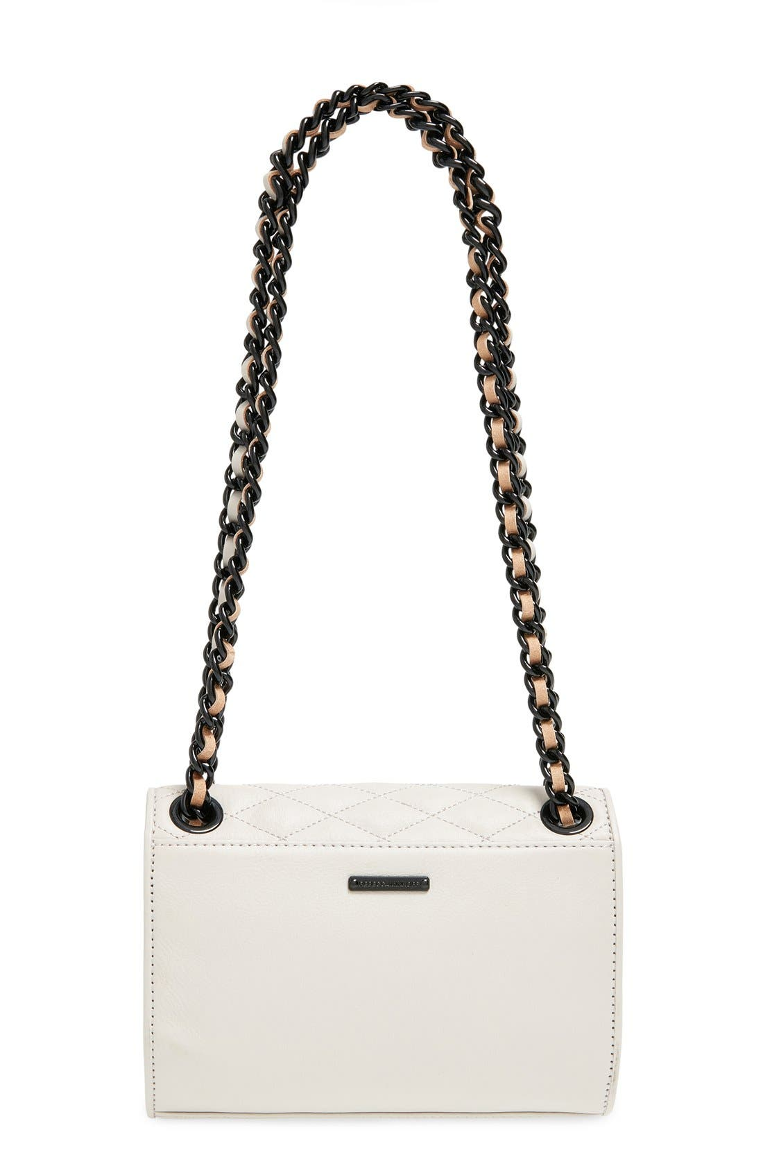 Alternate Image 3  - Rebecca Minkoff 'Quilted Mini Affair' Convertible Crossbody Bag
