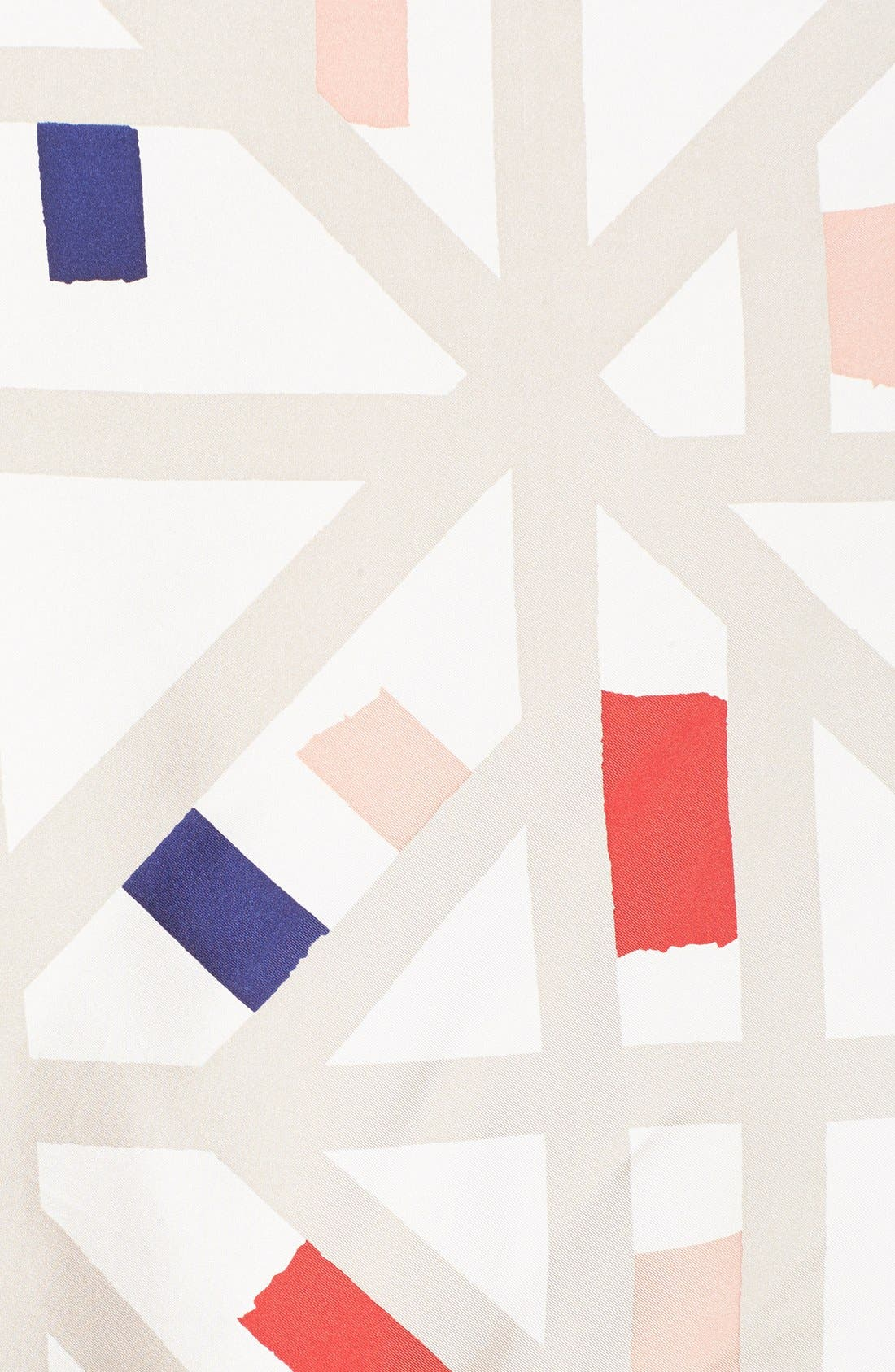 Alternate Image 2  - Tory Burch 'Legato' Printed Square Silk Scarf