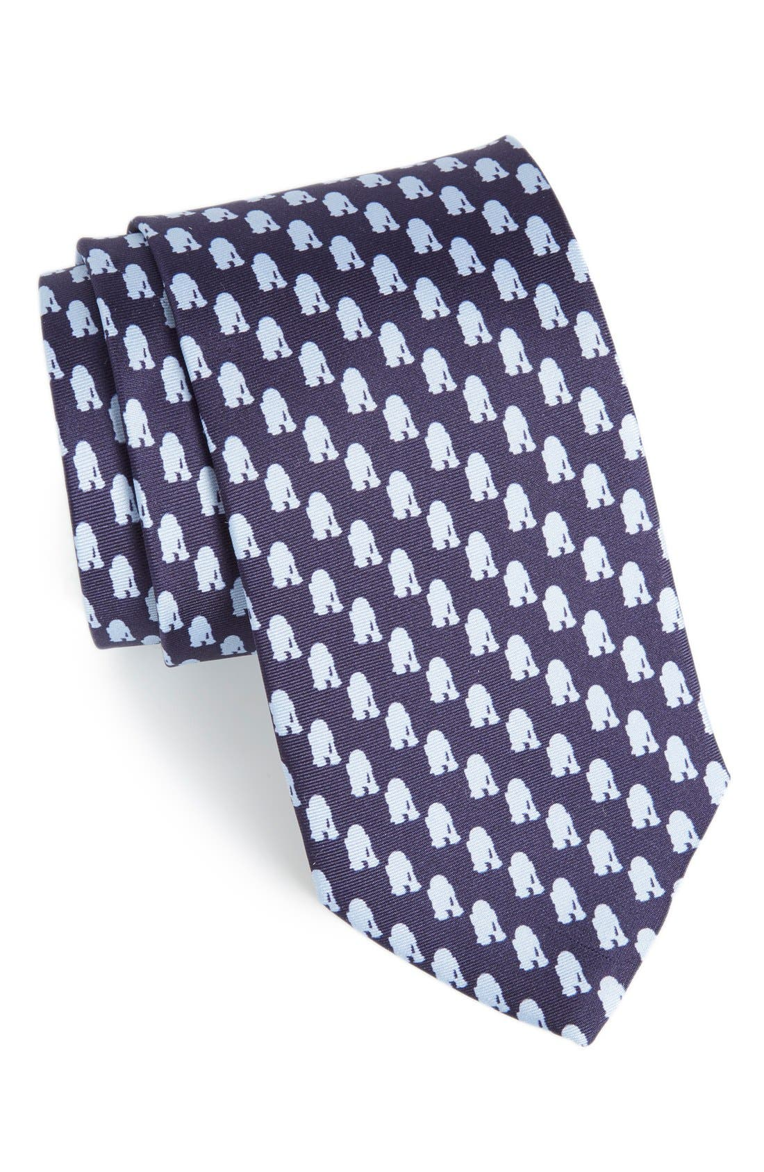 CUFFLINKS, INC. 'Star Wars™ - R2-D2' Silk Tie
