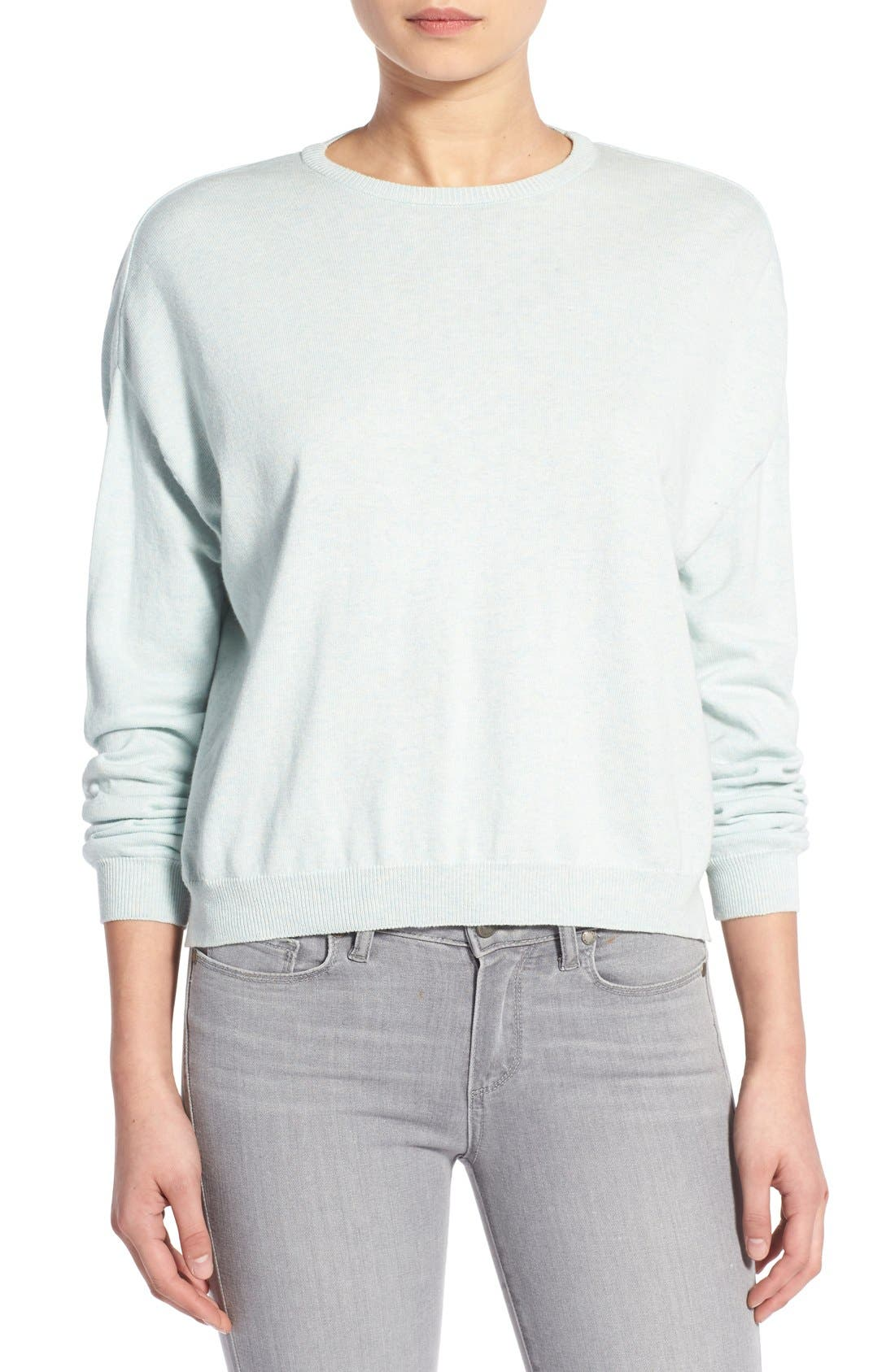 Alternate Image 1 Selected - Rebecca Minkoff 'Solid Ponder' Sweater