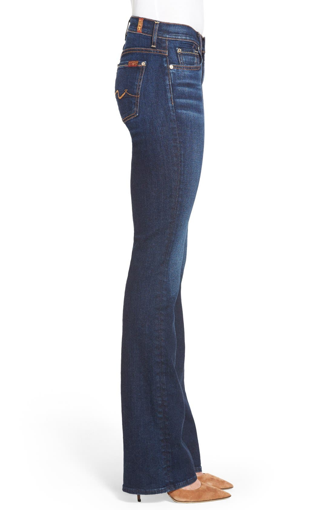 Alternate Image 3  - 7 For All Mankind® New Iconic Bootcut Jeans
