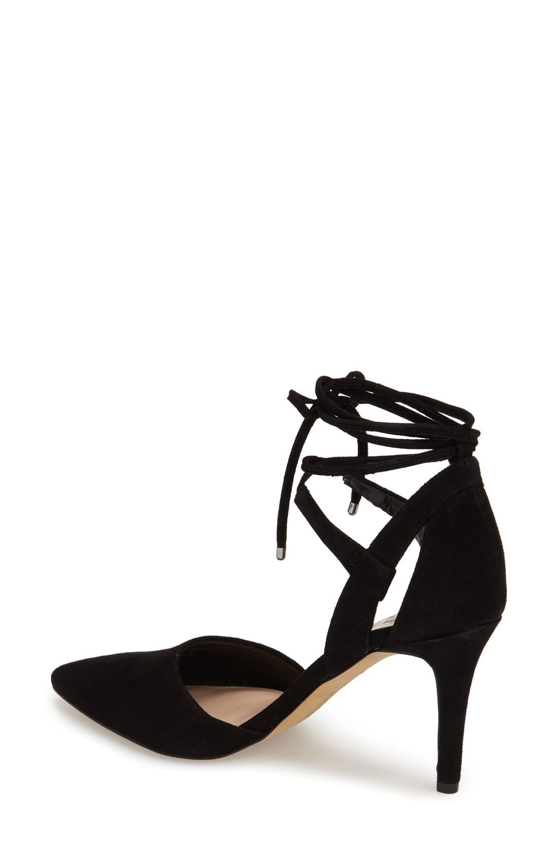Alternate Image 2  - Vince Camuto 'Bellamy' Pointy Toe Pump (Women)