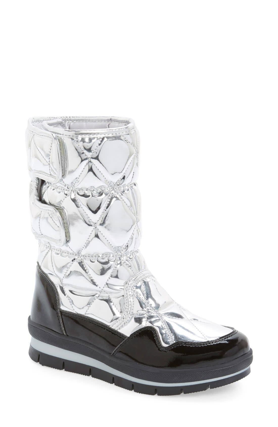 Alternate Image 1 Selected - JOG DOG Waterproof Quilted Boot (Women)