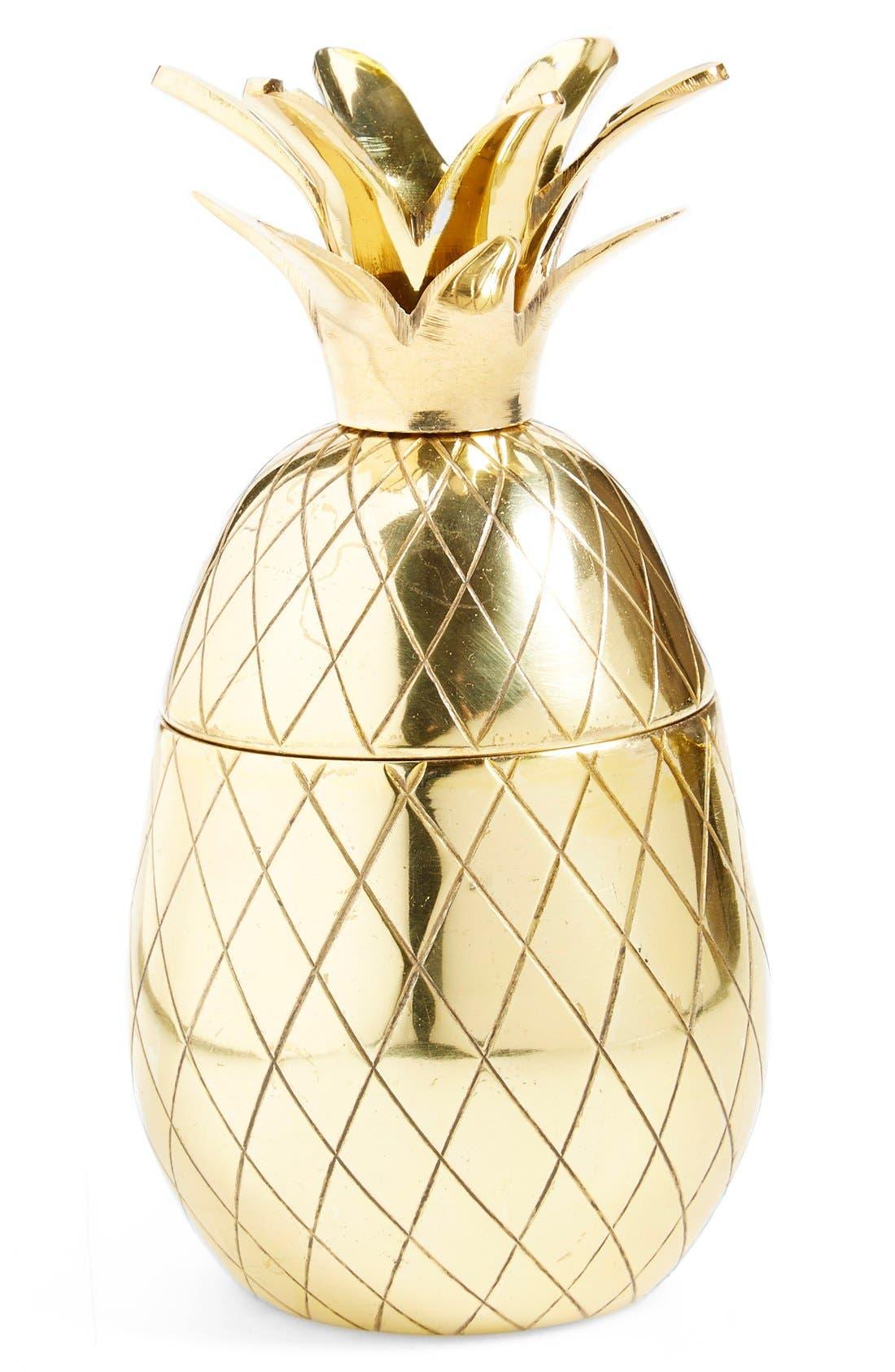 Main Image - W&P DESIGN Pineapple Tumbler