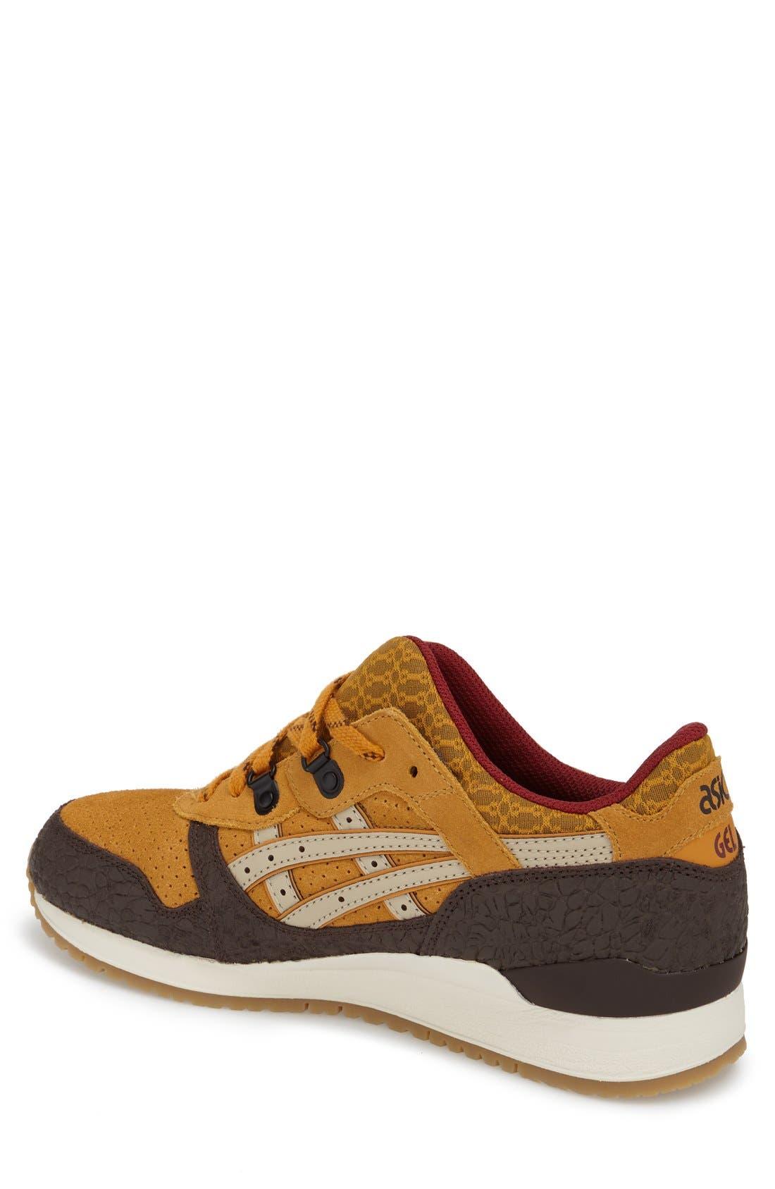 Alternate Image 2  - ASICS® 'GEL-Lyte III' Sneaker (Men)