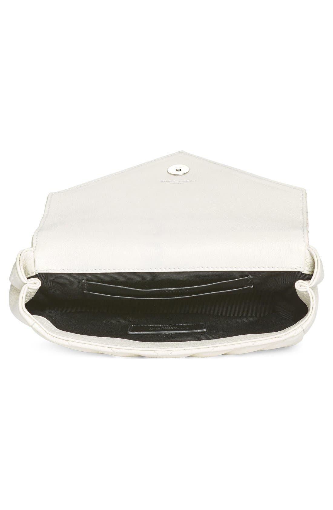Alternate Image 4  - Saint Laurent 'Monogram' Shoulder Bag