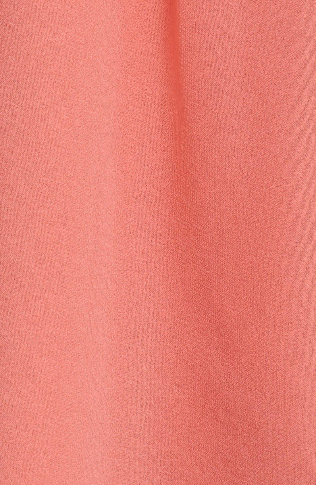 Alternate Image 5  - Elizabeth and James 'Veronique' Silk Top