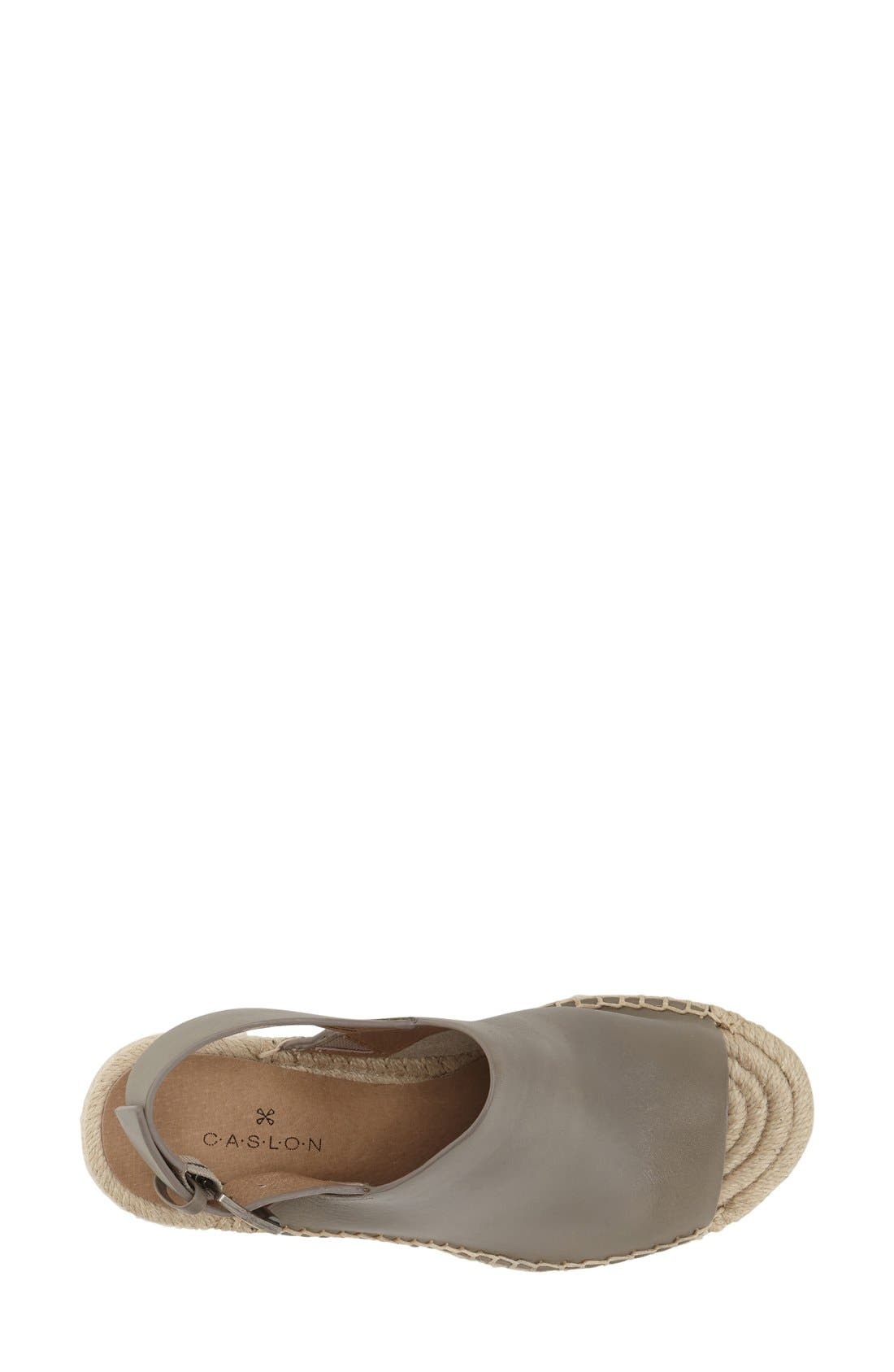 Alternate Image 3  - Caslon® Sutton Slingback Sandal (Women)