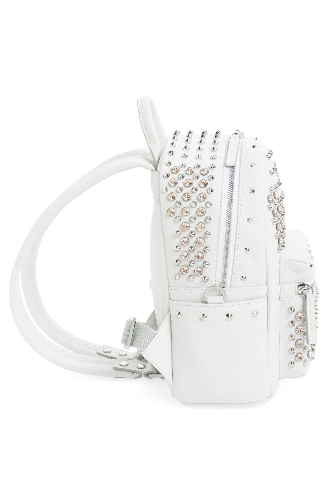 Alternate Image 5  - MCM 'Mini Stark Special' Backpack