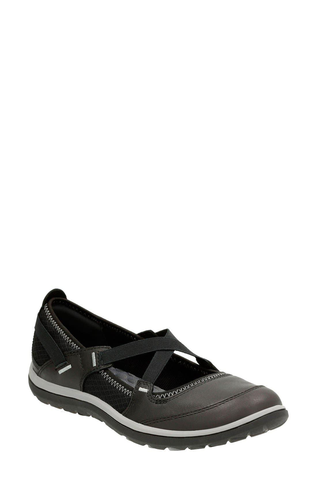 Clarks® 'Aria' Sneaker (Women)