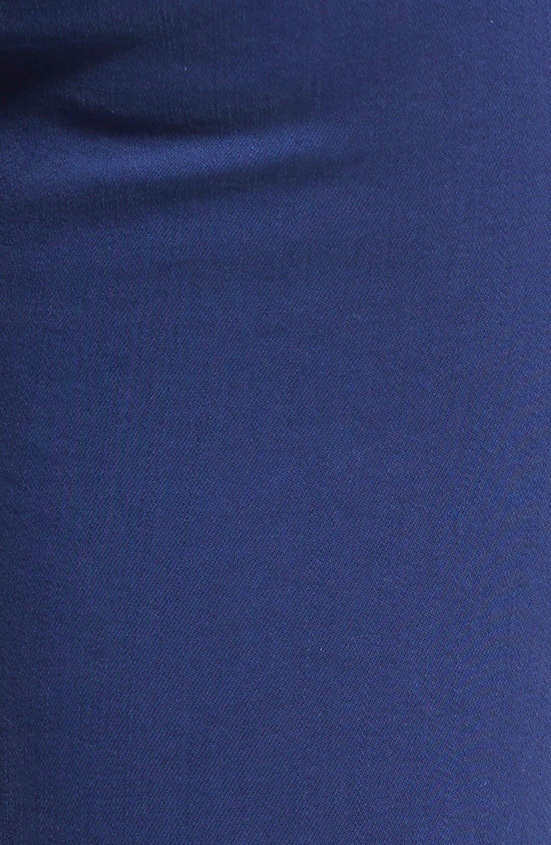 Alternate Image 5  - J Brand 'Rail' Mid Rise Super Skinny Jeans