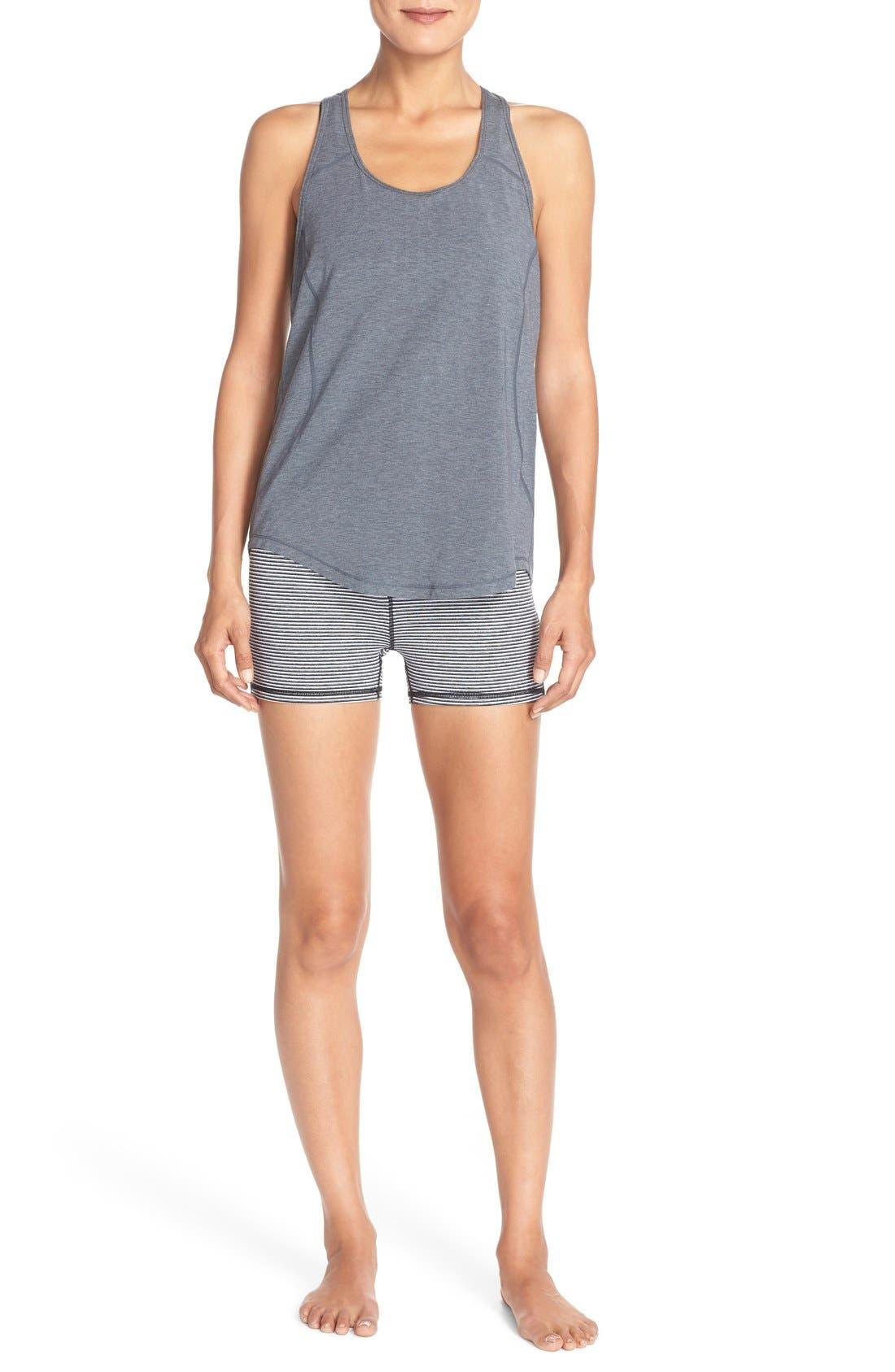 Alternate Image 6  - Zella 'Haute' Compression Shorts