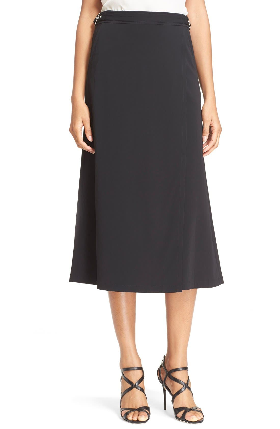 Alternate Image 1 Selected - Tracy Reese Wrap A-Line Skirt