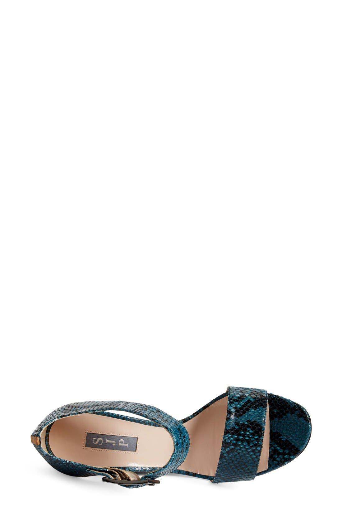Alternate Image 3  - SJP by Sarah Jessica Parker 'Tate' Wedge Sandal (Women)
