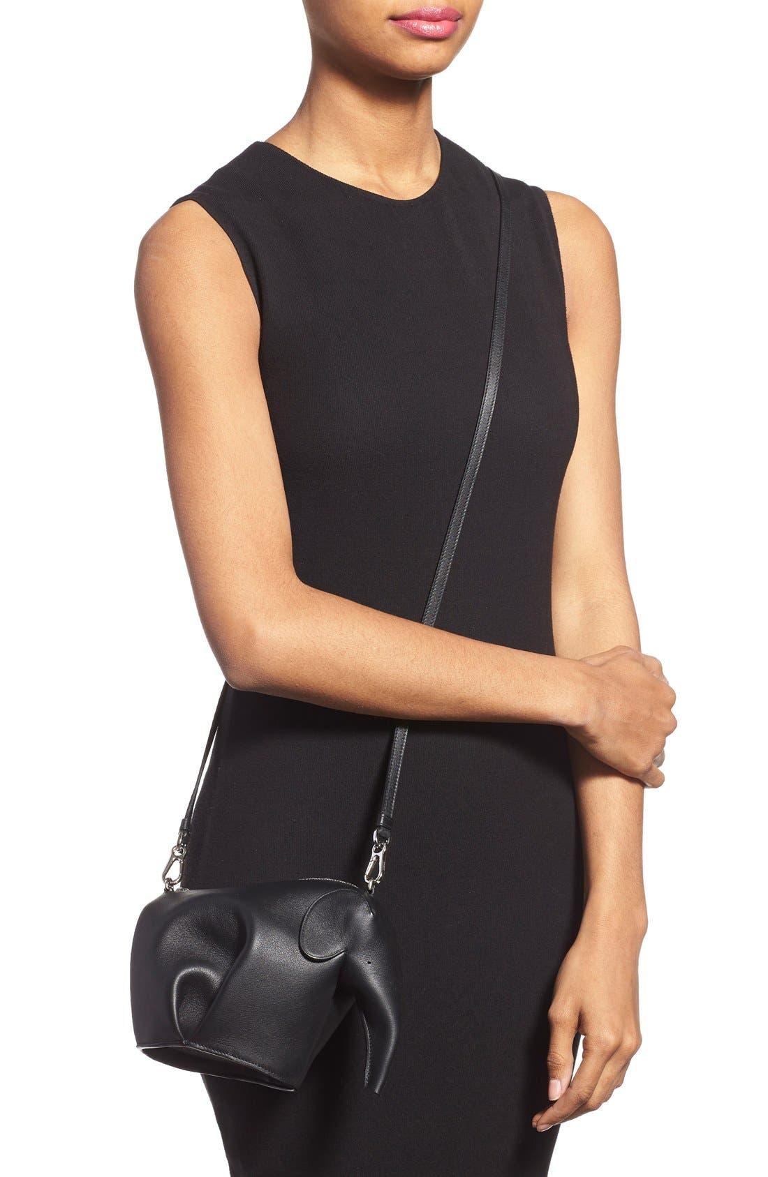 Alternate Image 2  - Loewe 'Mini Elephant' Crossbody Bag