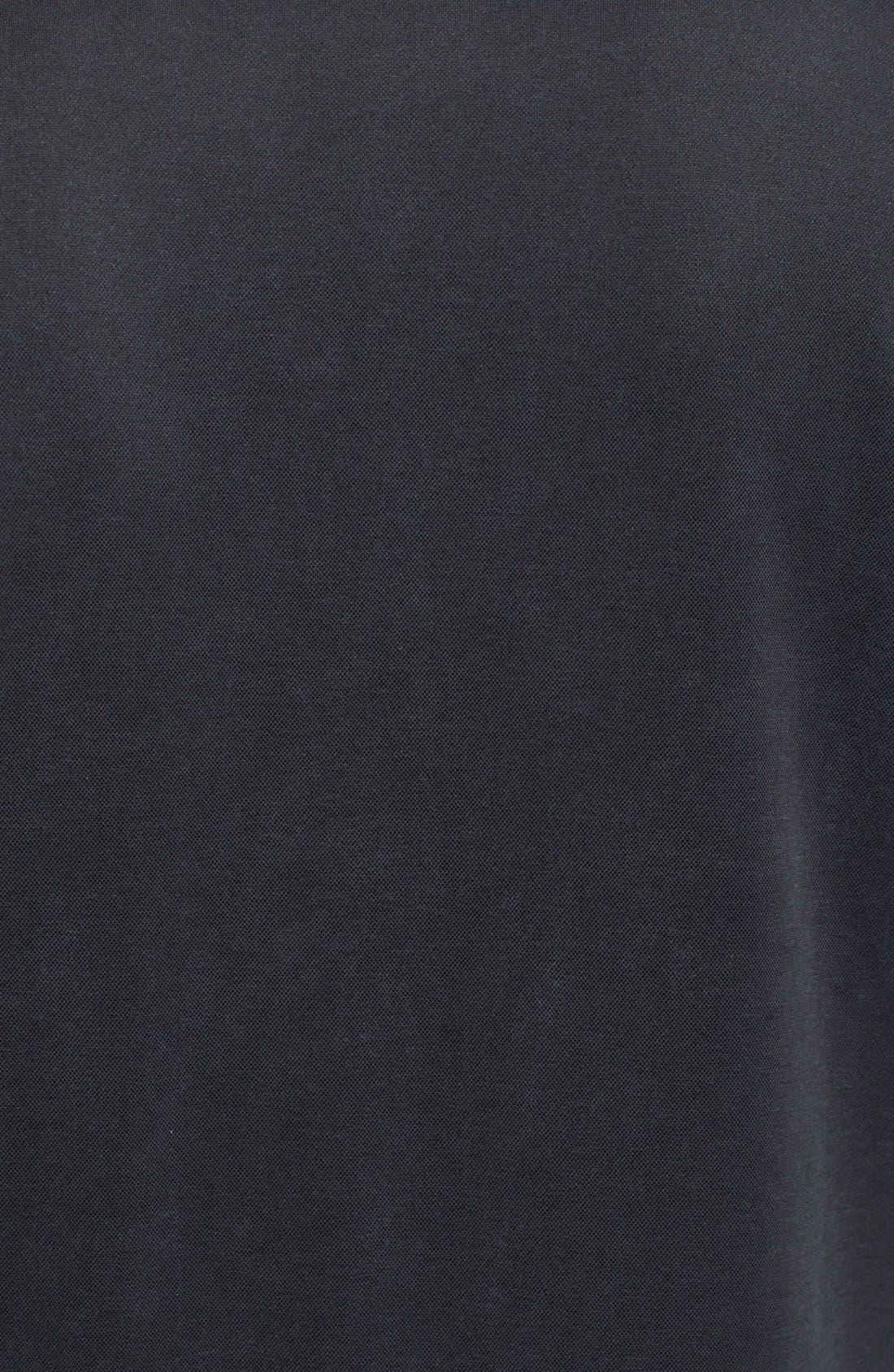 Alternate Image 5  - Matty M Side Zip V-Neck Tunic (Regular & Petite)