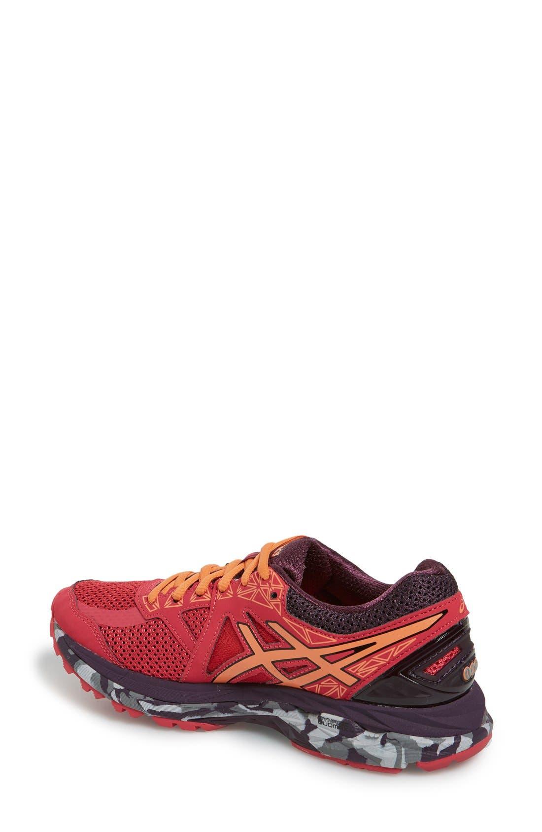 Alternate Image 2  - ASICS® 'GT-2000 4' Trail Running Shoe (Women)