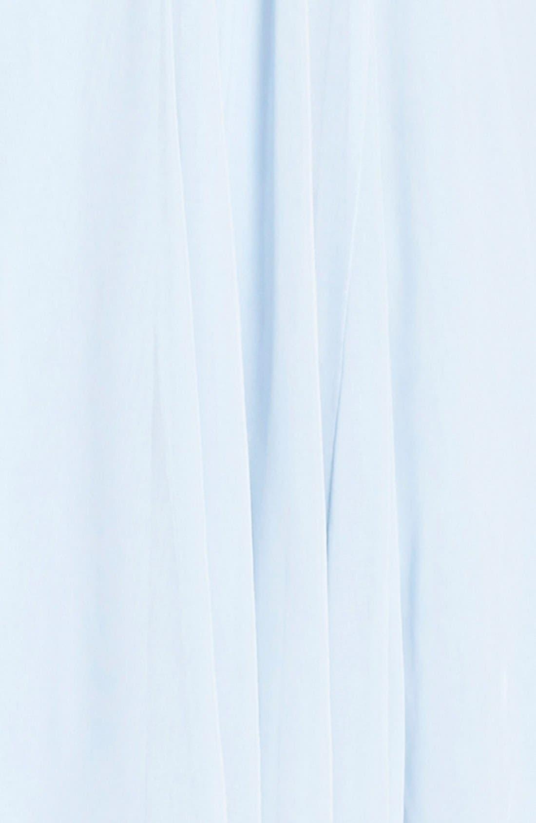 Alternate Image 6  - Alex Evenings Mesh Skirt (Plus Size)