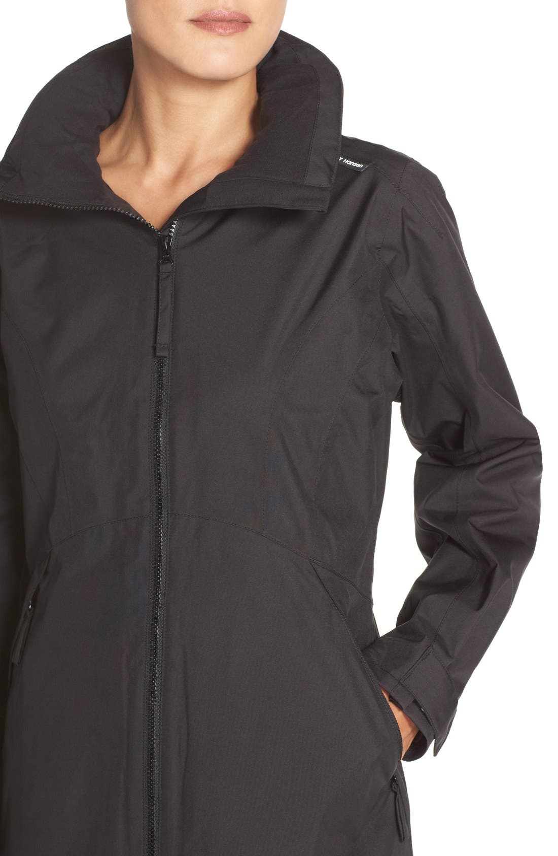 Alternate Image 4  - Helly Hansen 'Laurel' Waterproof Coat