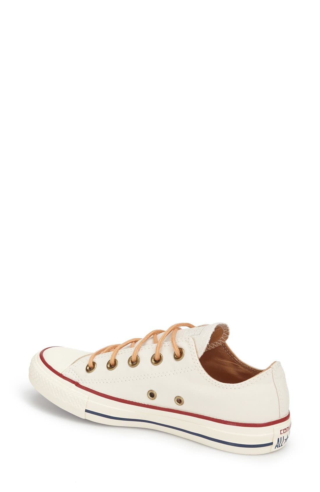 Alternate Image 2  - Converse Chuck Taylor® All Star® 'Peached - Ox' Low Top Sneaker (Women)
