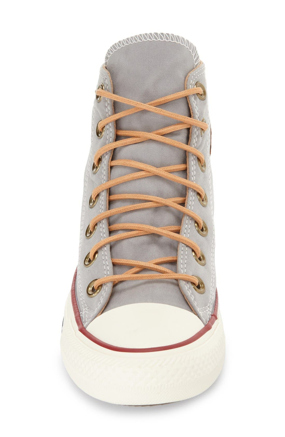 Alternate Image 3  - Converse Chuck Taylor® All Star® 'Peached' High Top Sneaker (Women)