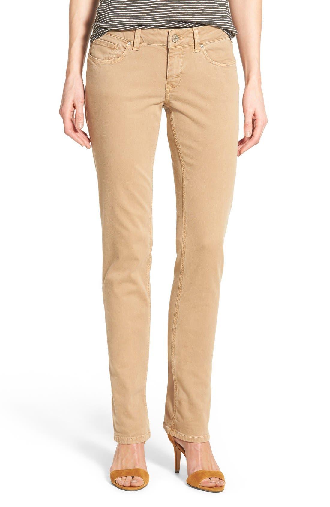 Mavi Jeans 'Emma' Stretch Twill Slim Boyfriend Pants