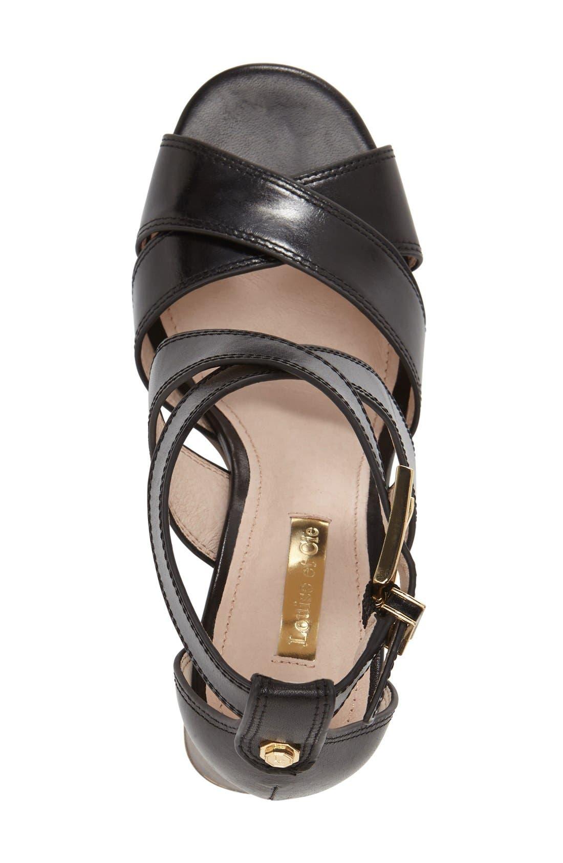 Alternate Image 3  - Louise et Cie 'Gigi' Platform Sandal (Women)