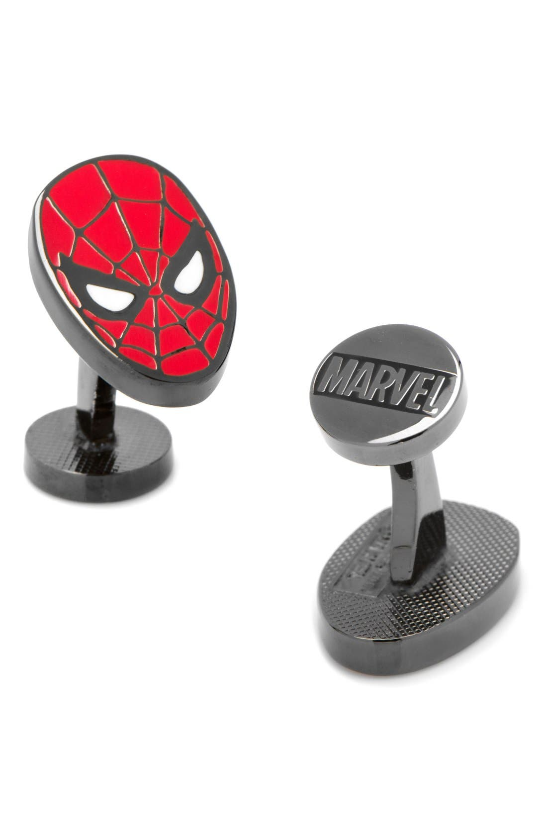 Cufflinks, Inc. 'Spider-Man' Cuff Links