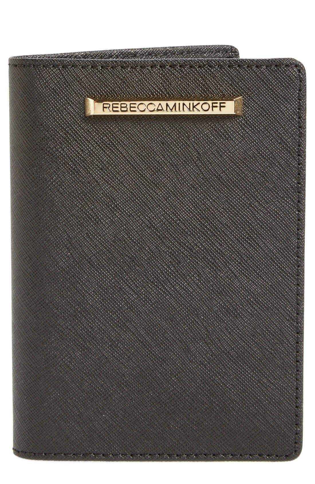 Alternate Image 1 Selected - Rebecca Minkoff Passport Holder