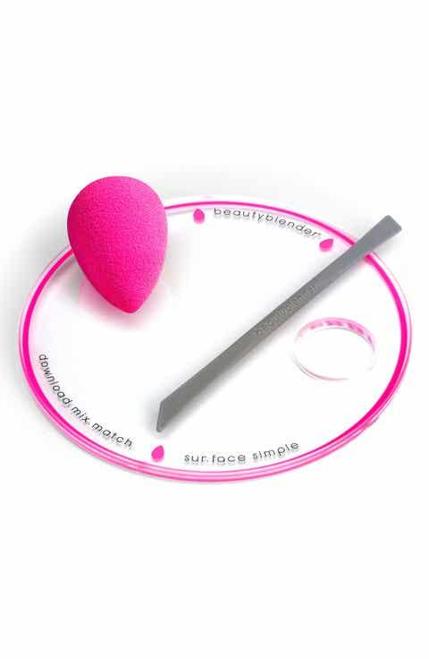 beautyblender® 'sur.face simple' Transparent Mixing Palette   Wand