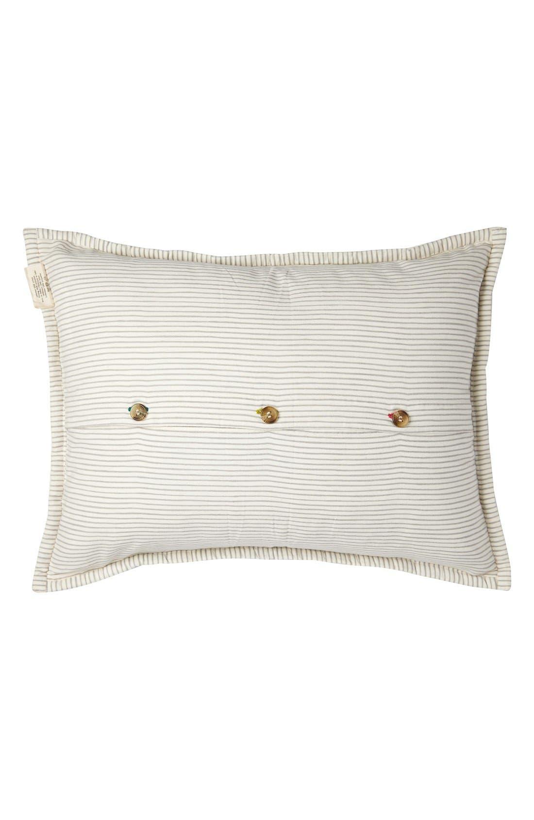 Alternate Image 2  - Petit Pehr Pompom Pillow