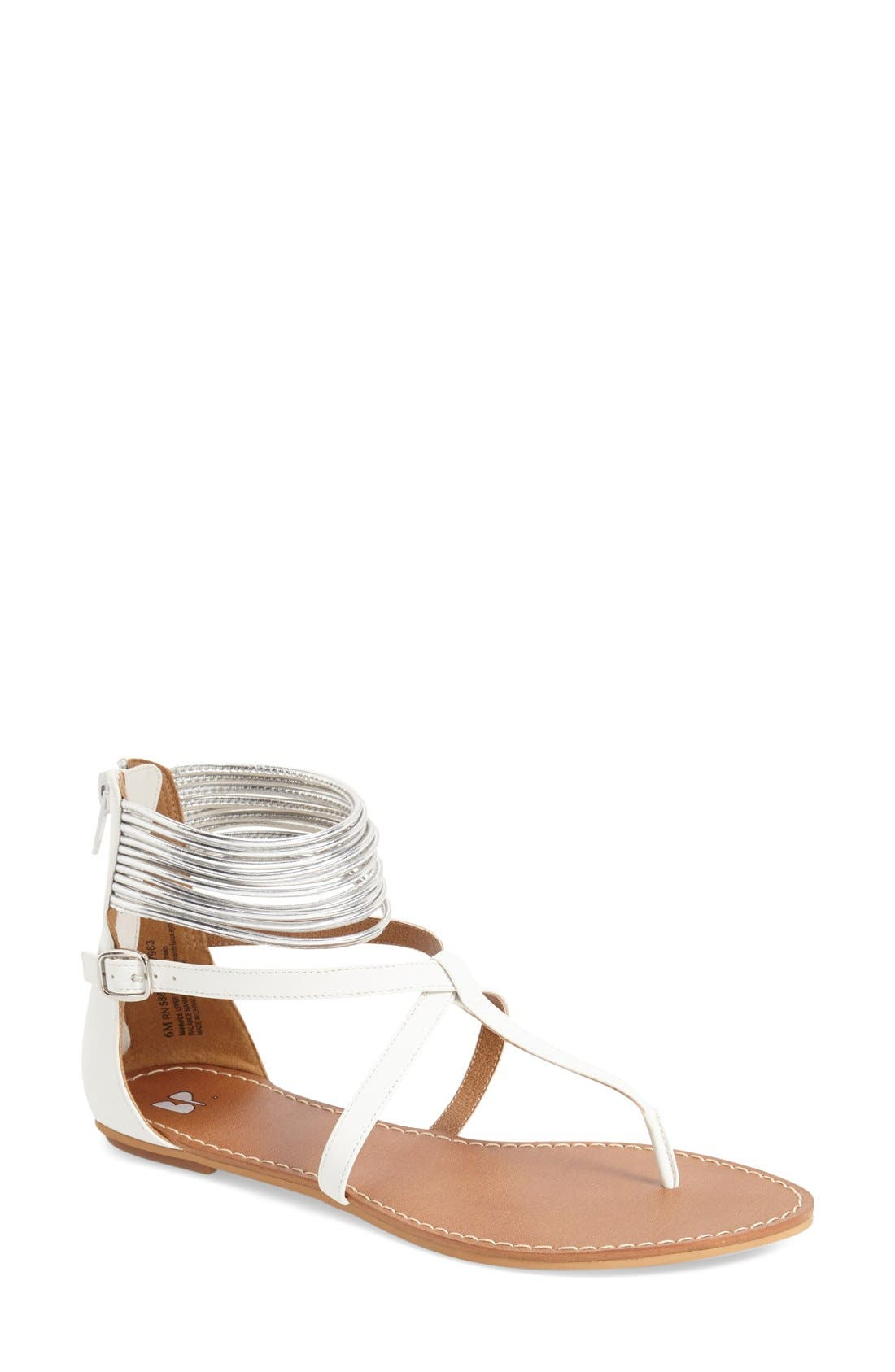 Alternate Image 1 Selected - BP. 'Santiago' Flat Sandal (Women)